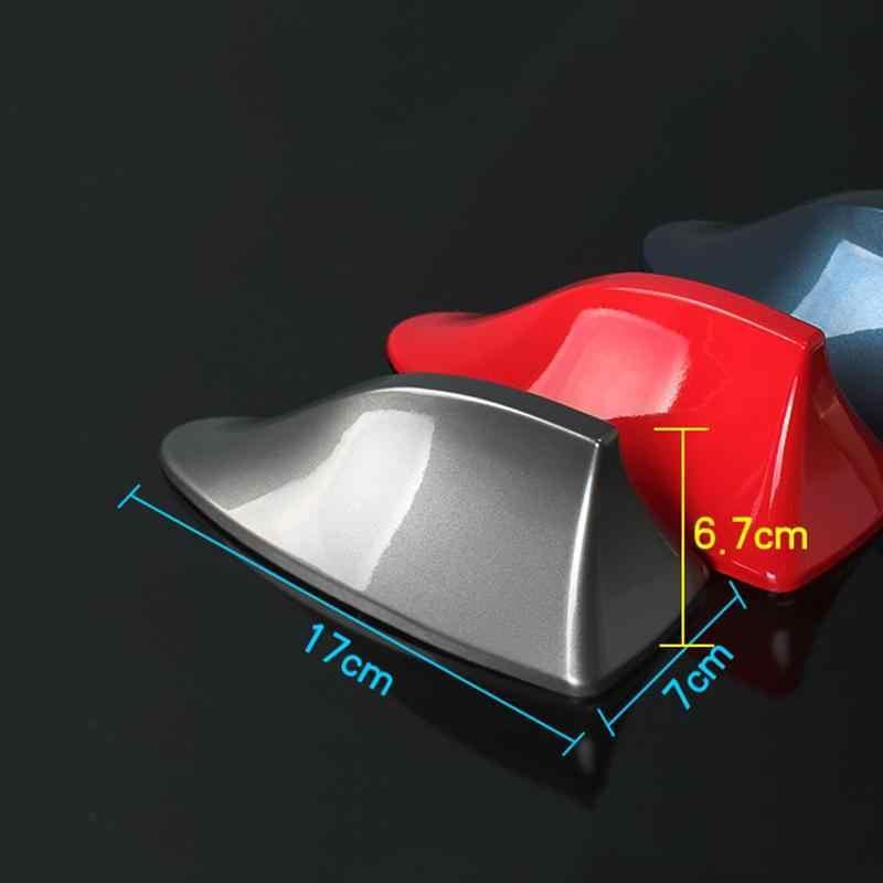 Car SHARK Fin ANTENNA Auto สัญญาณวิทยุเสาอากาศหลังคาเสาอากาศสำหรับ BMW/Toyota/Hyundai/VW/Kia/Nissan รถจัดแต่งทรงผมใหม่