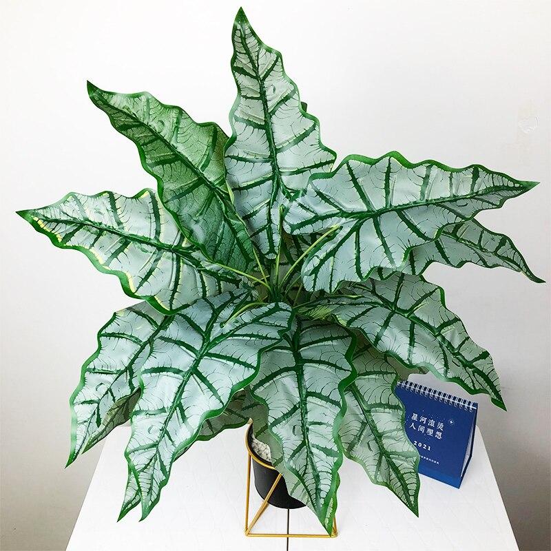 Купить 76 см/55 см большие искусственные тропические растения monstera