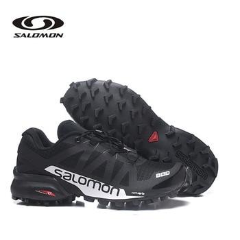 Фото - Salomon SpeedCross Pro 2 Women's Running Shoe Breathable Running Shoes Sneakers Light Weight Salomon Speedcross 5 Women Femme кроссовки мужские salomon l40684000 speedcross 5 черный текстиль l40684000 14 размер 45