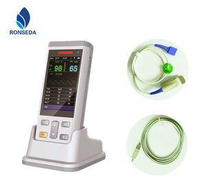 Image 5 - Ważny sygnał dla Monitor używany dla dorosłych/dzieci i noworodków skorzystaj z. Pomiar Spo2 temperatury, ręczny oksymetr do mierzenia pulsu Spo2 pulsoksymetr