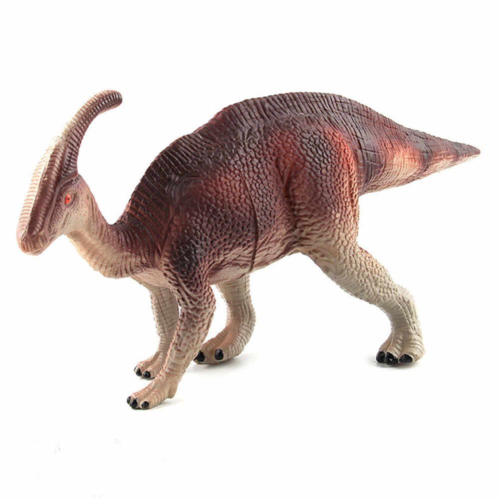 Модель динозавра для детей динозавр игрушки Парк Юрского периода для детей обучающая имитационная игрушка подарок L724