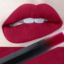 30 color matte liquid lipstick waterproof long lasting plump makeup matte lipsti