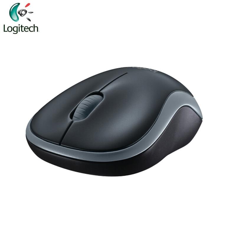 Original Logitech M185 Wireless Mouse 1000DPI Office Computer USB  Nano Receiver For Laptop Desktop PC Home&office Gaming Mice