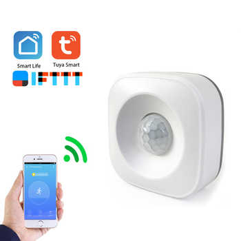 Wireless Smart Wifi Motion Sensor Detector Smart life app control compatible with alexa Home Security System - DISCOUNT ITEM  50% OFF All Category