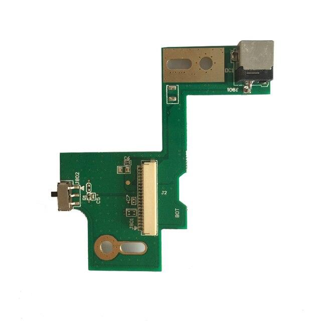Nuevo para ASUS N53SV N53 N53S N53J N53TA N53TK N53SM N53DA N53SL N53SN N53JG N53JN N53JF N53JQ DC POWER JACK Placa de interruptor
