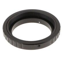 Металлический адаптер для винтового объектива T M48 * 0,75 для камеры AI/NI для Nikon DSLR
