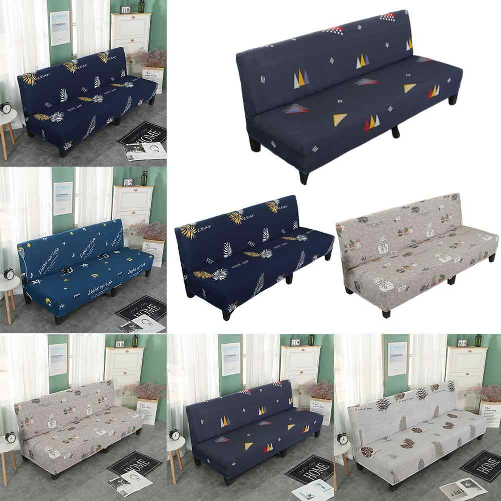 Removable Washable Jacquard Sofa Bed