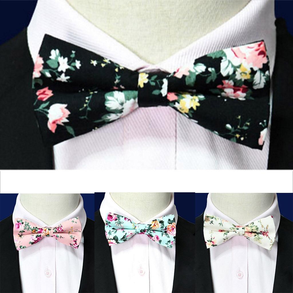 Men Novelty Birthday Gift Adjustable Tuxedo Wedding Party Bow Tie Necktie Formal
