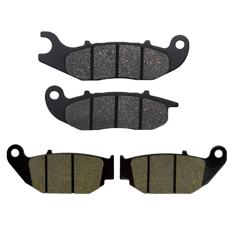 Motorcycle Front and Rear Brake Pads set kit for Honda CRF250L <font><b>CRF</b></font> 250L CRF250M <font><b>2012</b></font> 2013 2014 2015 2016 2017 2018 2019 image