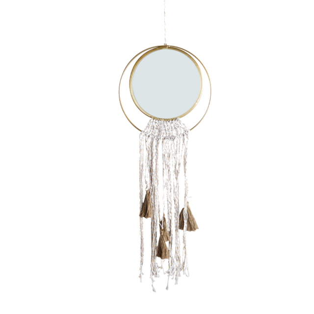 Wall Mirror Dreamcatcher