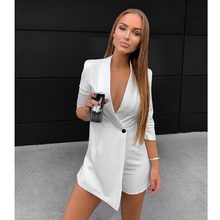 Summer elegant mini woman suit skirt pants OL suit
