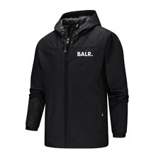 BALR Series Men Women Hoody Hiking Jacket Waterproof Quick Dry Camping Clothes Outdoor Sports Coats Male Windbreaker Jackets
