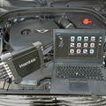 HANTEK 1008A 1008B 1008C 8CH осциллограф 12 бит вертикальное разрешение 8CH Программируемый генератор Автомобильные диагностические инструменты