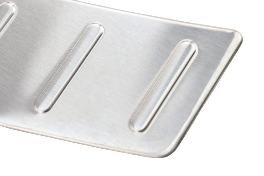 Peitoril de proteção de pára-choques traseiro porta traseira porta - Peças auto - Foto 4
