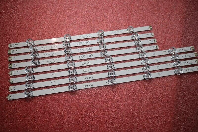 Image 5 - 1025 мм светодиодный Подсветка подсветка полосы 9 светодиодный s  для LG 49LB620V Innotek DRT 3,0 49 A B 49LB552 49LB629V 6916l 1788A  1789A 49LF620V 49UF6430Промышленный компьютер и аксессуары   -