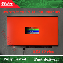 Matrix Lcd-Screen Lenovo N156HCE-EN1 Thinkpad for Lenovo/P530/P2/.. 72%Ntsc 30-Pins FHD