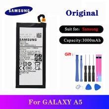 5 шт/лот samsung a5 Аккумулятор для galaxy 2017 edition eb ba520abe