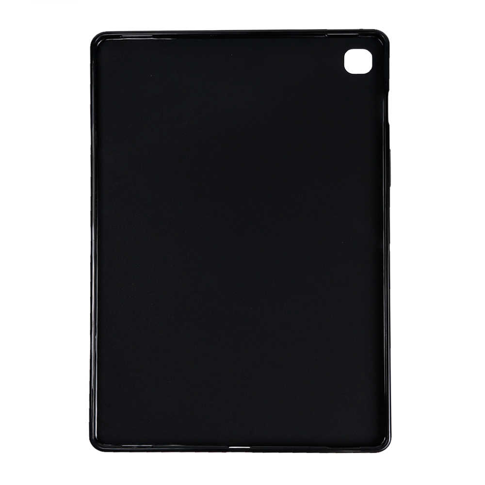 QIJUN Tab S5E 10.5 ''Silikon Smart Tablet Back Cover untuk Samusng Galaxy Tab S5e 10.5Inch SM-T720 SM-T725 Shockproof bumper Case