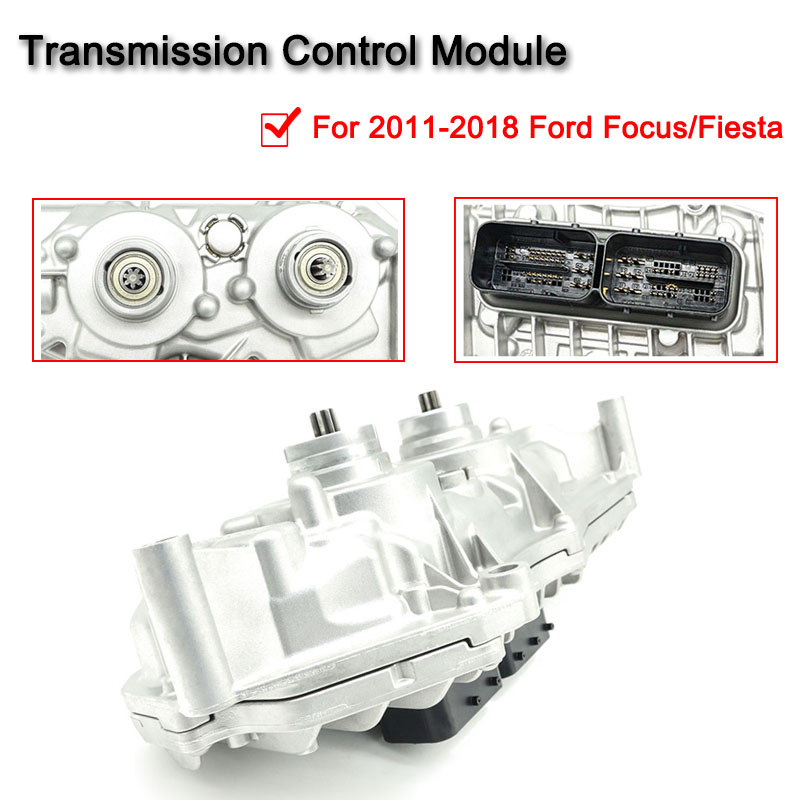 GENUINE TCM AE8Z-7Z369-F DCT Transmission Control Module Automatic Transmission Fit For 2011-2018 Ford Focus/Fiesta 1.6L & 2.0L