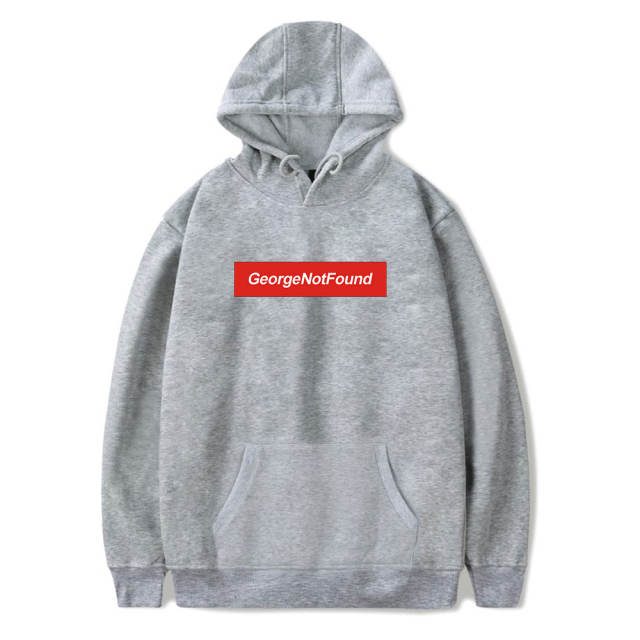 GEORGE NOTFOUND THEMED HOODIE