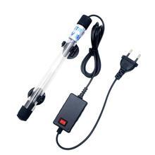 Аквариумная лампа, ультрафиолетовая бактерицидная лампа, бактерицидная лампа для аквариума, погружная лампа для стерилизации, лампа для аквариума, лампа для дезинфекции аквариума