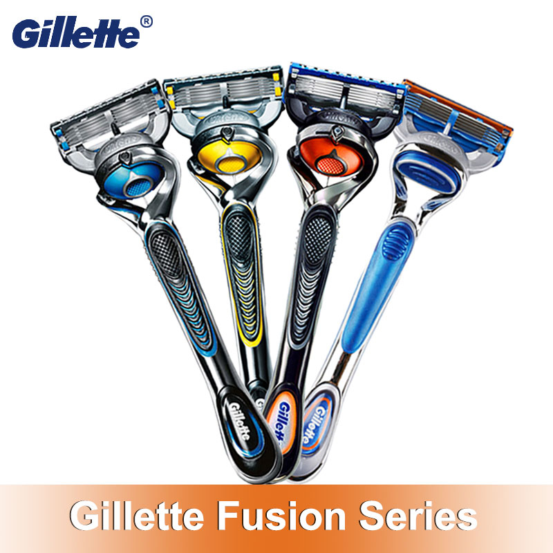 Gillette Fusion 5 Face Razor Shaving Cassettes Proglide Proshield Chill Razor Holder Or Replaceable Razor Blades 5 Layer Jilet