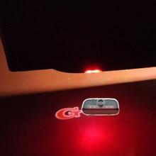 2x puerta con Logo automóvil luz LED para proyector para VW Passat B6 B7 CC Tiguan Jetta MK5 MK6 Golf 5 5 5 6 6 7 GTI Touareg Sharan Scirocco EOS