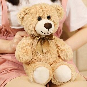 1 шт. 25/35 см Высококачественная игрушка мультяшный плюшевый мишка плюшевые игрушки мягкие плюшевые животные Медведь кукла подарок на день р...