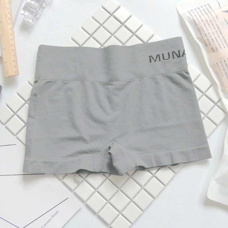 H09d4f82d3080458fb5e078c85b032731G - Safety Pants For Women Seamless Body Shaping Casual Short Ladies Boxer Briefs Boyshorts Underwear Cotton Female Panties