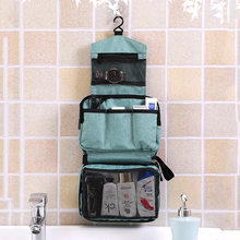 Многофункциональная подвесная сумка для туалетных принадлежностей
