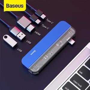 Baseus USB 3.0 HUB Type C HUB