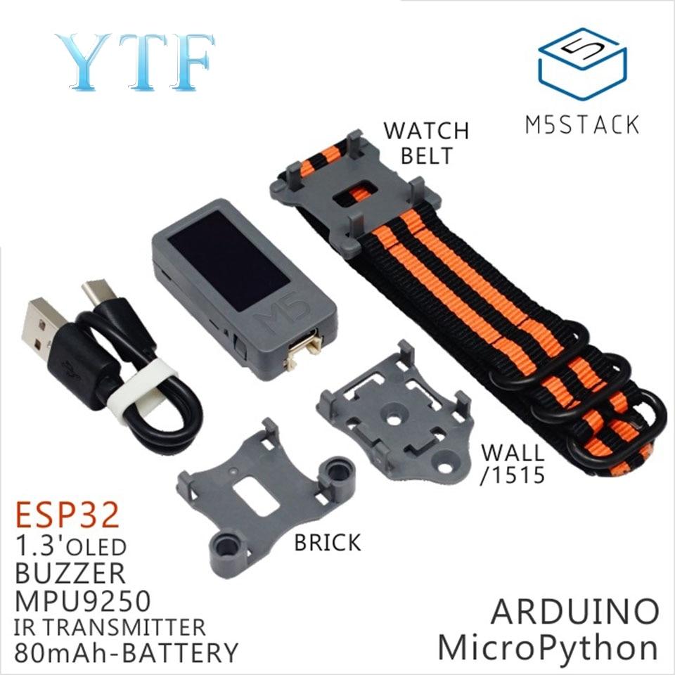 M5Stack M5Stick Mini ESP32 Development Kit 1.3'OLED Built 80mAh Battery