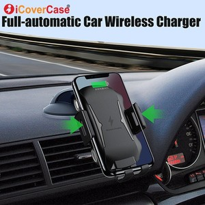 Image 5 - For Ulefone power 5 5s Armor X 6 Qi Wireless Charger for Doogee S60 S70 Lite BL9000 Fast Charging Pad Car Phone Holder Accessory