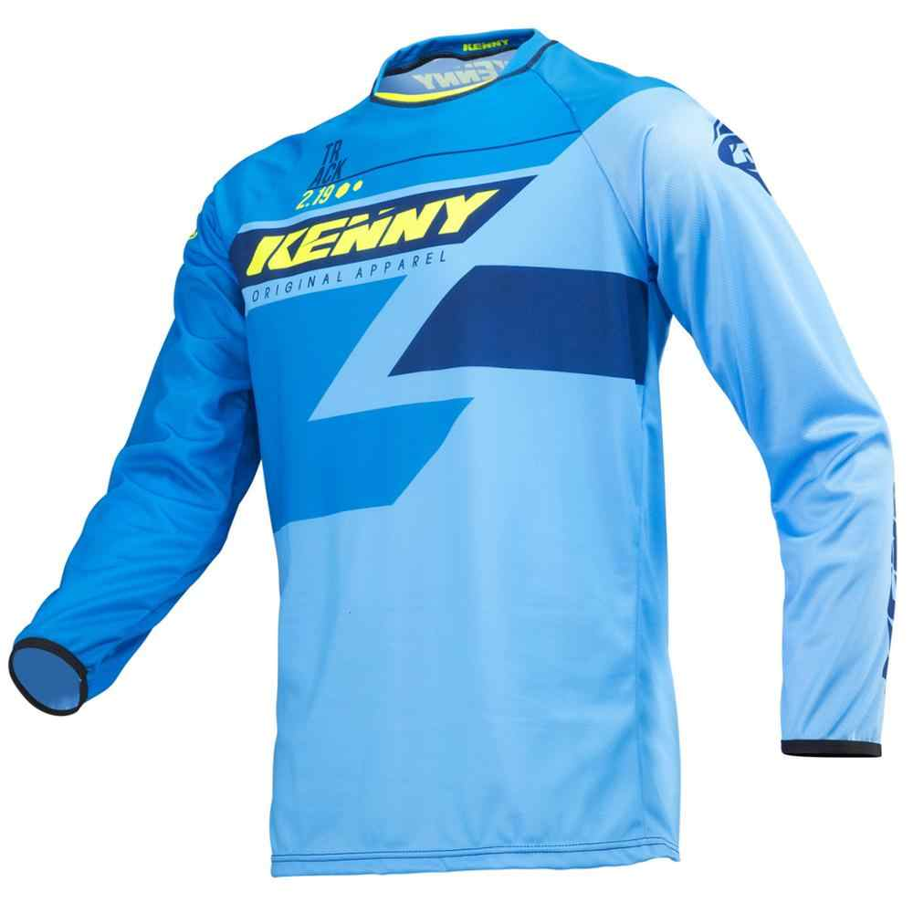 New Kenny MTB Cycling Clothing for ktm Downhill Jersey Mountain Bike Maillot BMX MX Bicycle Clothes Moto Motocross Long Sleeve