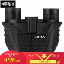 BIJIA 10x25 Mini Binocular Professional Binoculars Telescope Opera Glasses for Travel Concert Outdoor Sports Hunting tools