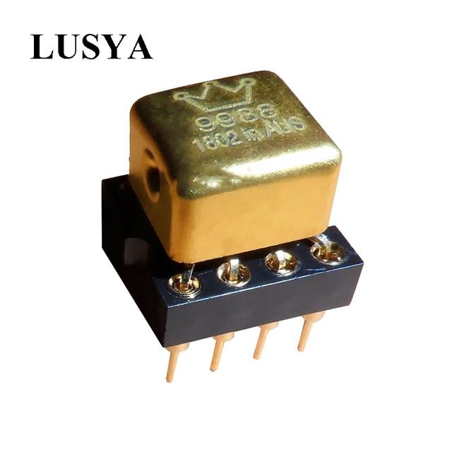 Lusya 1pc HDAM9988SQ/883B Dual Op Amp modulo discreto hvfsostituisce OPA2604AP 1612AID 4949720ha T1145