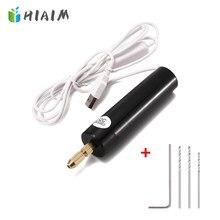 USB miniaturowe DIY młynek elektryczny szlifierka Dremel grawerowanie pióro elektryczne narzędzie obrotowe szlifierka akcesoria Dremel elektronarzędzia
