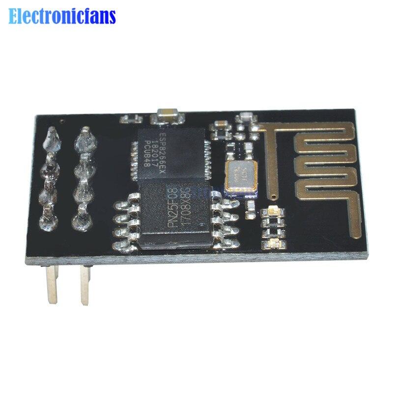 Módulo transmissor sem fio placa para arduino, esp8266 esp-01 esp01 módulo sem fio receptor transmitor internet das coisas placa modelo para arduino
