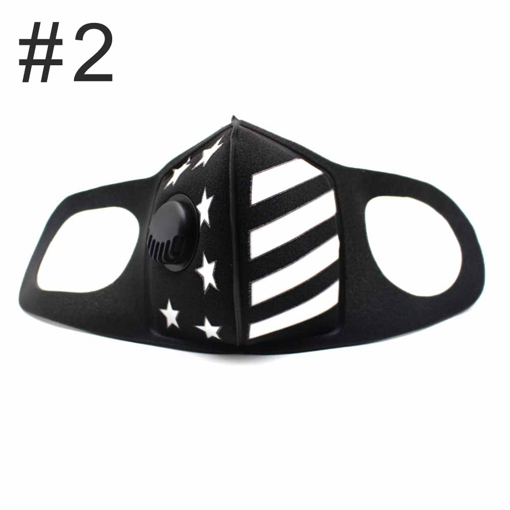 Pollution Mask Military Grade Anti Air Dust and Smoke Pollution Mask with Adjustable Straps and a Washable Respirator Mask Made 27