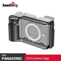 Klatka SmallRig GX9 do kamery Panasonic GX9 z szyną Nato do uchwytu kamery EVF Mount DIY opcje 2411