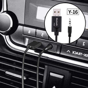 Image 5 - VIKEFON Bluetooth レシーバー Usb オーディオレシーバーの Bluetooth 5.0 ドングル 3.5 ミリメートル AUX ジャックワイヤレス車音楽トランスミッターアダプターケーブル