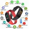 M4 Pro Smart Band for Kids Fitness Bracelet Heart Rate Smartwatch Waterproof Tracker Body Temperature Sports Smartband Men Women