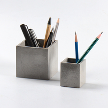 Square Concrete Planter Mold Cement Flower Pot Mold
