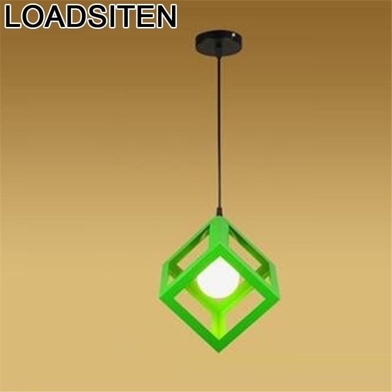 Cuisine Loft Gantung Lampen Modern Suspension Luminaire Deco Maison Lampara De Techo Colgante Moderna Hanging Lamp