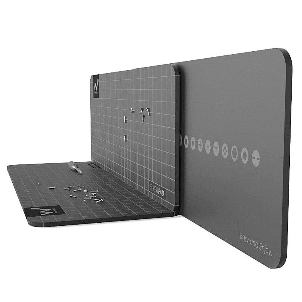 Working Mat Repair Tools Magnet Screw Pad Position Digital Cameras Organizer Practical Chart Plastic Mobile Phone Plate Keeper