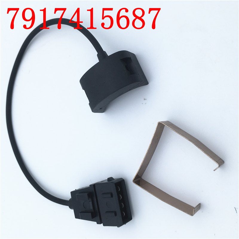 Forklift Parts Steering Sensor 7917415687 Linde Forklift 346/386/335/336 Parts Replacement