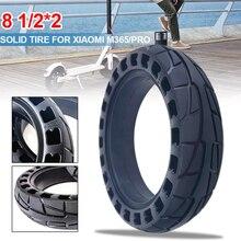 Langlebig Aktualisiert Roller Reifen Anti-Explosion Reifen Tubeless Hohl Solide Reifen Rad für Xiaomi Mijia MI Pro M365 Elektrische roller