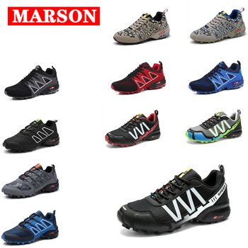 Men Shoes Summer Breathable Hiking Outdoor Sneakers Climbing Trekking Mens Sports Quick-dry Casuals