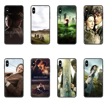 For Samsung Galaxy S5 S6 S7 S8 S9 S10 S10e S20 edge Lite Plus Ultra Outlander Tv Hot Jamie Fraser Good-looking Charming Special image