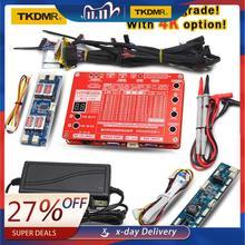 """6 세대 노트북 TV/LCD/LED 테스트 도구 LCD 패널 테스터 지원 7  84 """"w/ LVDS 인터페이스 케이블 및 인버터 무료 배송"""